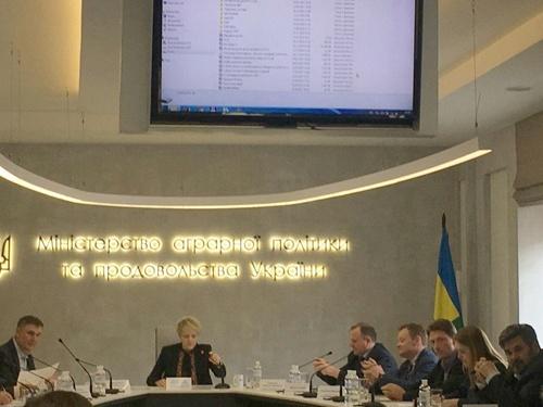 Представники ВАР взяли участь у нараді Мінагрополітики щодо обговорення законопроекту «Про сільськогосподарську кооперацію» фото, ілюстрація