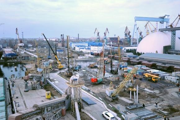 «НІБУЛОН» будує ще один перевантажувальний термінал фото, ілюстрація