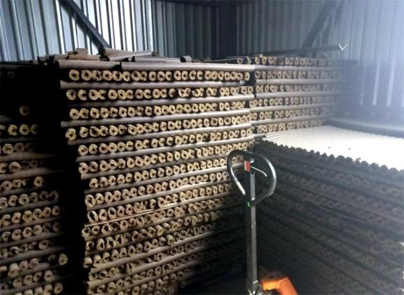 «НИБУЛОН» начал перерабатывать зерновые отходы в топливо фото, иллюстрация