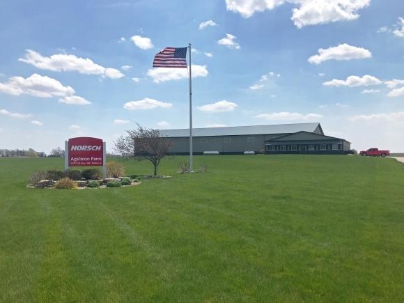 Компанія HORSCH впроваджує проект AgroVation в США фото, ілюстрація