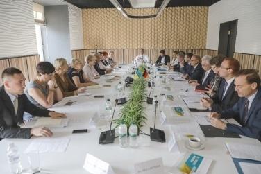 Відбулось 15-те засідання Німецько-Українського аграрного комітету фото, ілюстрація