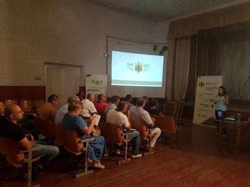 Аграрии Херсонщины поддерживают позицию ВАР относительно рынка земли фото, иллюстрация