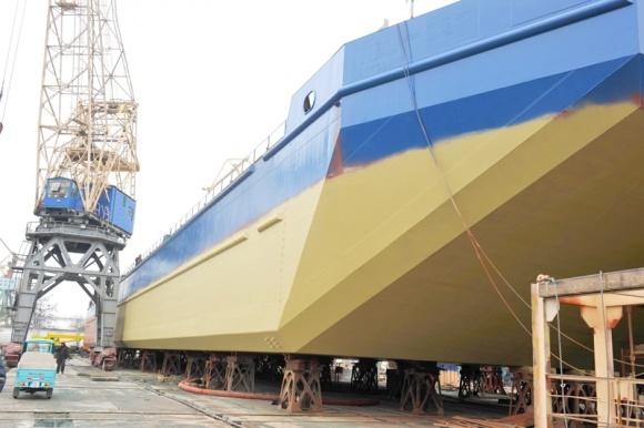 У 2018 році «НІБУЛОН» планує спустити на воду шість суден фото, ілюстрація