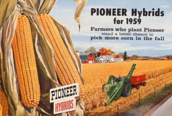 Бренд Pioneer® празднует 95 лет лидерства в индустрии фото, иллюстрация