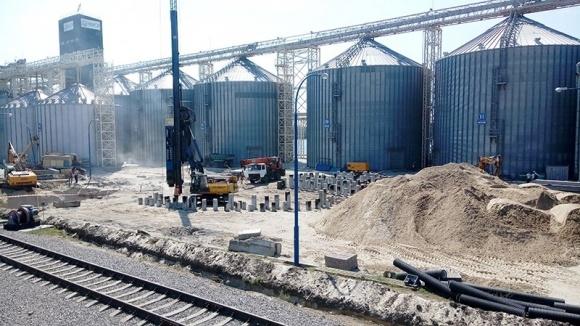 «Укрземком» почав будувати елеватор в Миколаївській області фото, ілюстрація