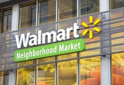 Walmart запустив перший інтелектуальний супермаркет фото, ілюстрація