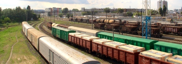В Україні є достатня кількість зерновозів - УЗ фото, ілюстрація