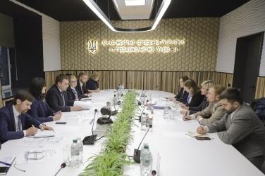 Мінагрополітики та Світовий банк обговорили проект «Прискорення інвестицій у сільське господарство України» фото, ілюстрація