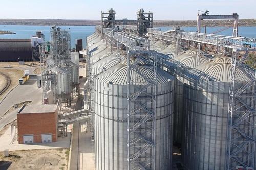 Правительство будет компенсировать стоимость строительства предприятий по хранению и переработке зерна фото, иллюстрация