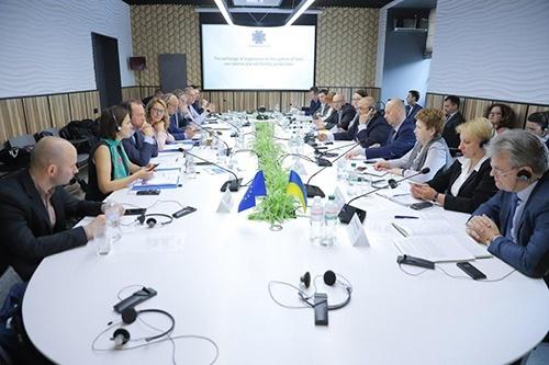Украина и ЕС обсудили сотрудничество в области органического производства фото, иллюстрация