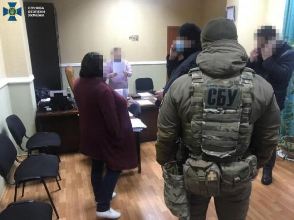 В Одессе СБУ разоблачила коррупционную схему нецелевого использования земельных участков НААН фото, иллюстрация
