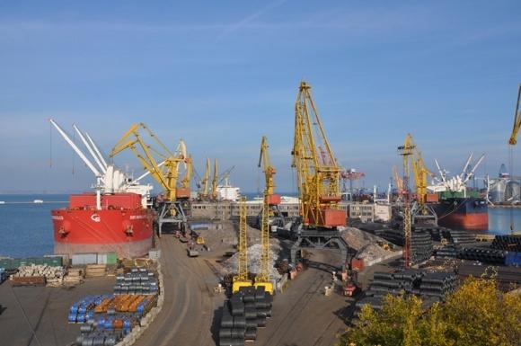 В портах Украины в этом году ожидают рекордное количество новых зерновых терминалов - АМПУ фото, иллюстрация