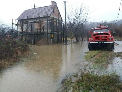 Паводок на Закарпатье вызвал 50-ти миллионные убытки для сельского хозяйства фото, иллюстрация