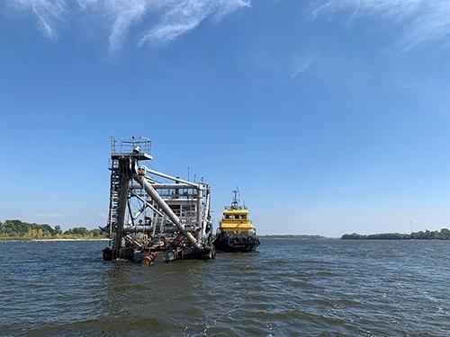 У Маріупольському порту завершується будівництво зернового терміналу фото, ілюстрація