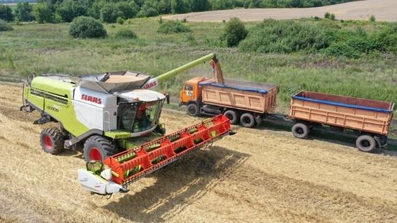 «Эпицентр Агро» собрал озимую пшеницу с рекордной урожайностью 6,86 т/га фото, иллюстрация