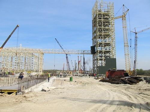 «Нібулон» планує до середини червня завершити будівництво терміналу в Запорізькій області фото, ілюстрація