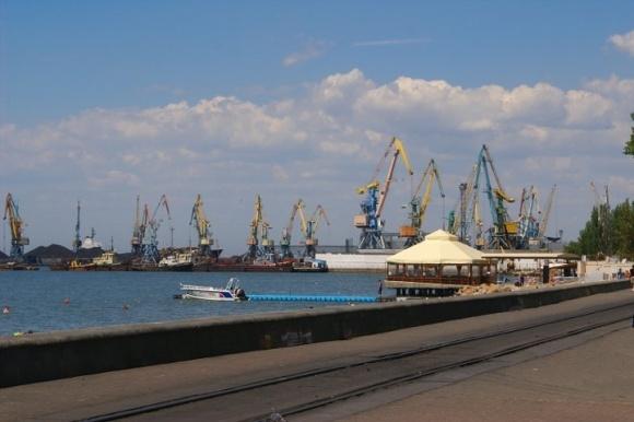 У Бердянську реконструюють і побудують 6 причалів і 2 зернові термінали фото, ілюстрація