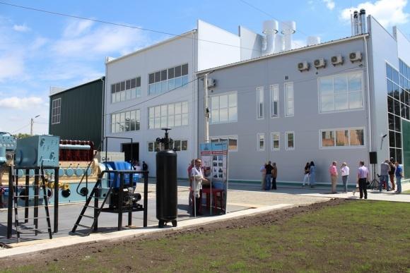 Перша і найбільша в Україні біотеплоелектростанція запрацювала у Кам'янці-Подільському фото, ілюстрація