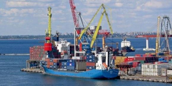 Решение об уходе Maersk из Одессы не политическое  фото, иллюстрация