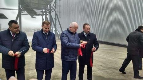 На Тернопільщині відкрили новий потужний зерновий елеватор  фото, ілюстрація