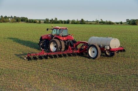 Що робити, якщо при no-till падає врожайність? Зарубіжний досвід фото, ілюстрація
