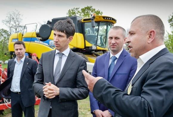 При поддержке государства в Бобринце открыли с/х учебно-практический центр фото, иллюстрация