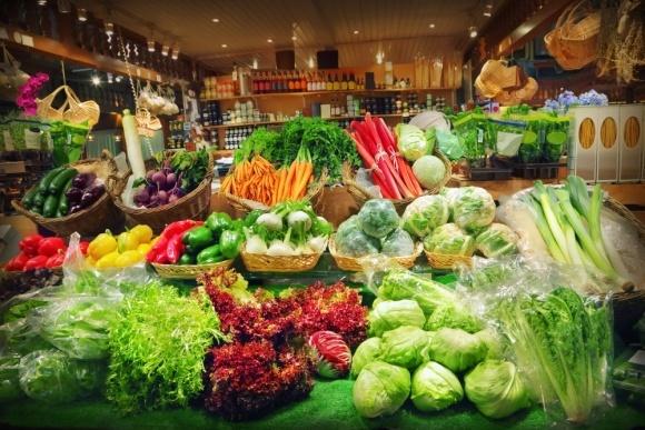 Как изменится спрос на овощи и фрукты при повышении уровня жизни? фото, иллюстрация
