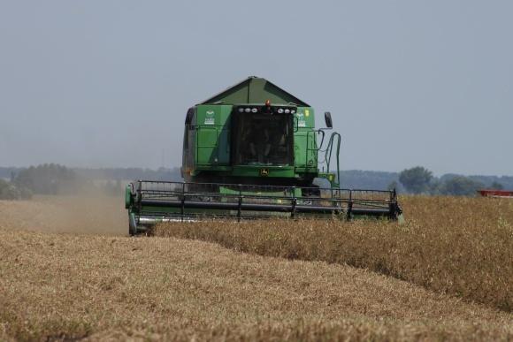 Завершується збирання ранніх зернових: є рекорди фото, ілюстрація