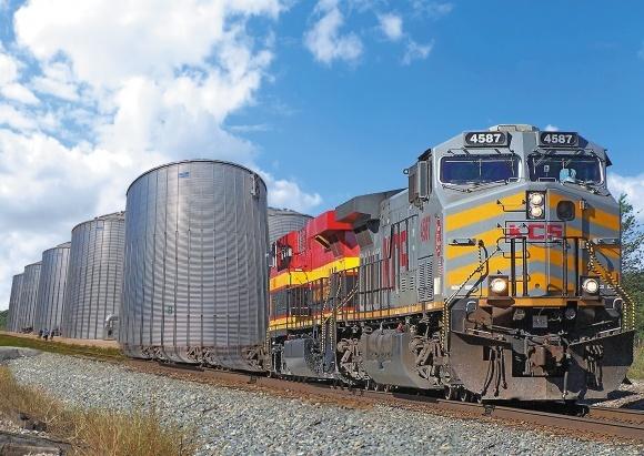 Схема доставки зерна урожая 2018 года в порты будет изменена фото, иллюстрация