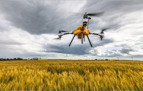 З'явилася система, що використовує дрони та штучний інтелект для збору й аналізу інформації фото, ілюстрація