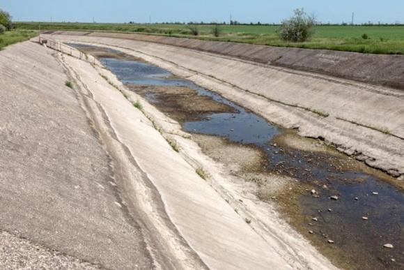 Крим через посуху вже втратив 400 мільйонів рублів фото, ілюстрація