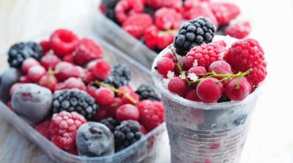 Рынок замороженных ягод и фруктов испытывает дефицит сырья фото, иллюстрация