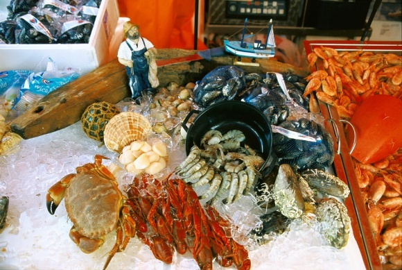 Норвежские компании морепродуктов без проблем оформляют пошлину — ГФС фото, ілюстрація