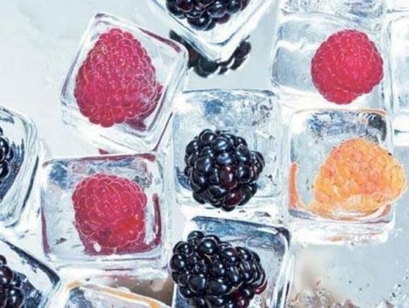На 80% збільшено експорт заморожених фруктів і ягід фото, ілюстрація