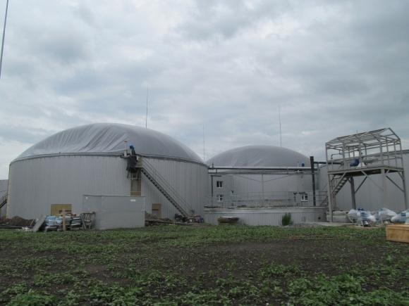 Китай планирует создать в Украине пилотный проект по производству биогаза фото, иллюстрация