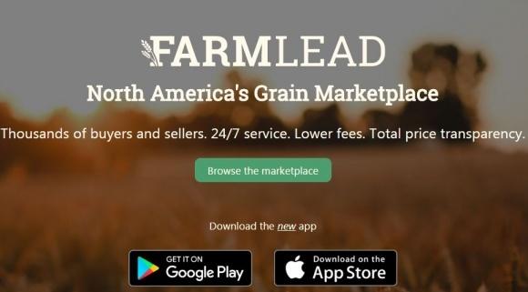 У Північній Америці набуває популярності електронна торгівля зерновими фото, ілюстрація