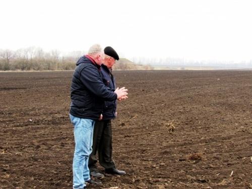 В Винницкой области в этом году посевная кампания началась на месяц раньше прошлогодней фото, иллюстрация