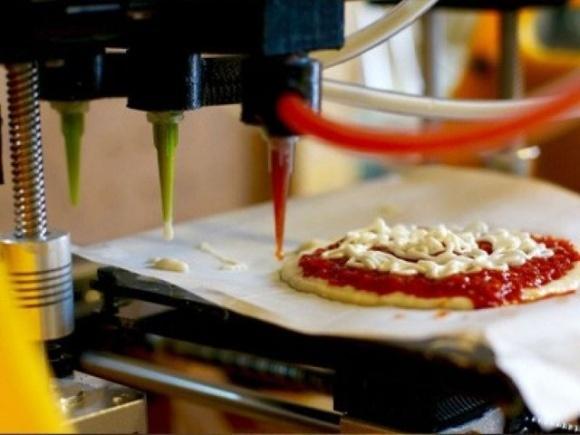 Друкувати їжу на 3D-принтері дозволить спеціальний гель фото, ілюстрація