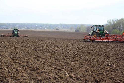 У Луганської області ярими зерновими засіяно 44% запланованих площ фото, ілюстрація
