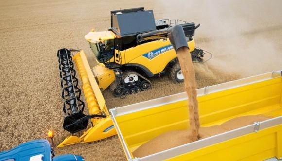 На українському ринку зернозбиральної техніки підвищується конкуренція фото, ілюстрація