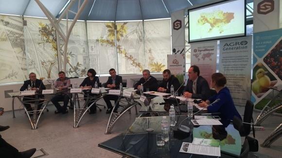 Вчені «Інституту здоров'я рослин» взяли участь у круглому столі з регенерації ґрунтів, присвяченому проекту ФАО   фото, ілюстрація