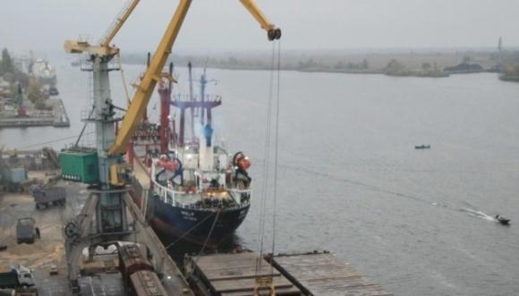 Українські морські порти вдвічі скоротили відвантаження основних зернових культур фото, ілюстрація