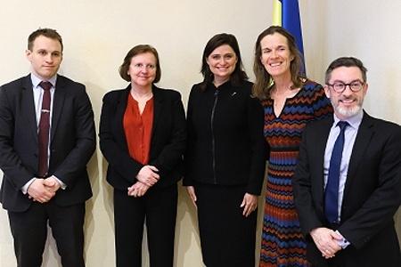 Украина и Великобритания будут углублять сотрудничество в сфере АПК фото, иллюстрация