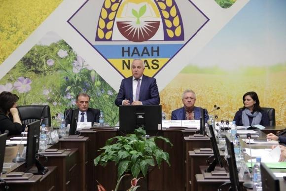 Президент НААН розповів у чому вбачає перспективи аграрної науки фото, ілюстрація