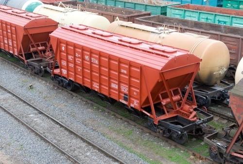 Антимонопольный комитет Украины заявил наличие конкуренции на рынке перевозок в железнодорожных грузовых вагонах фото, иллюстрация