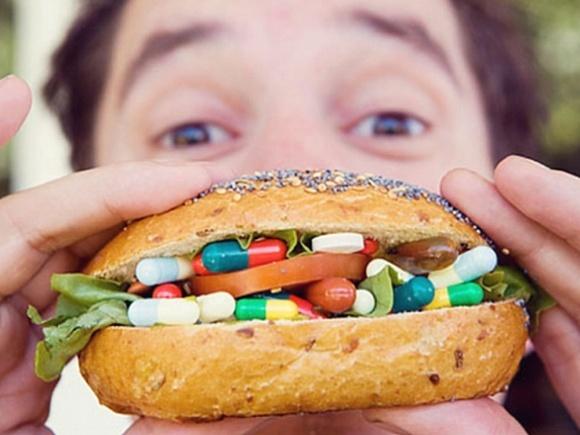 Як зміниться раціон харчування людей в 2050-му? фото, ілюстрація