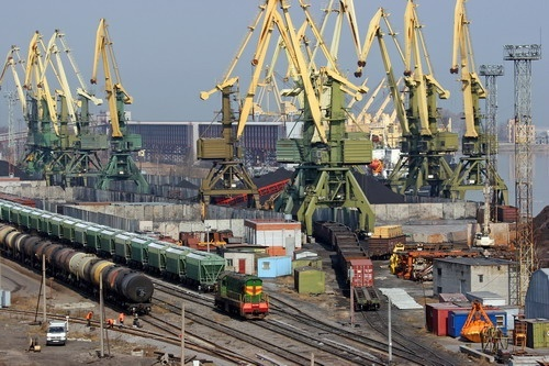 Названо основні проблеми портів: залізниця, припортові станції та дороги фото, ілюстрація