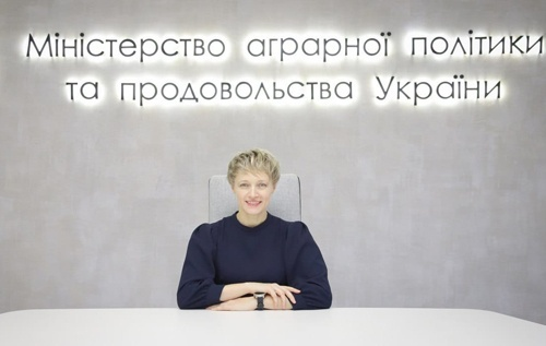 Ольга Трофімцева прокоментувала своє призначення на посаду в.о. міністра аграрної політики фото, ілюстрація