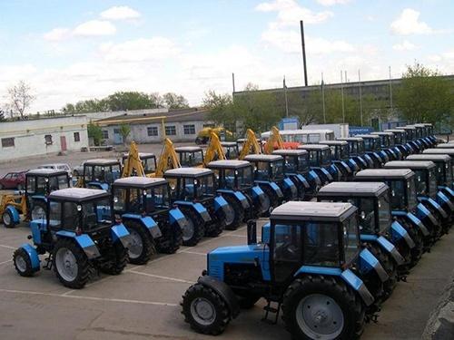 У Кременчуці розпочнеться виробництво тракторів під новим брендом фото, ілюстрація