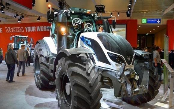 Тракторы Valtra возвращаются в Украину фото, иллюстрация